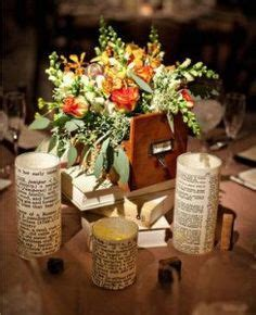 1000  ideas about Book Theme Centerpieces on Pinterest