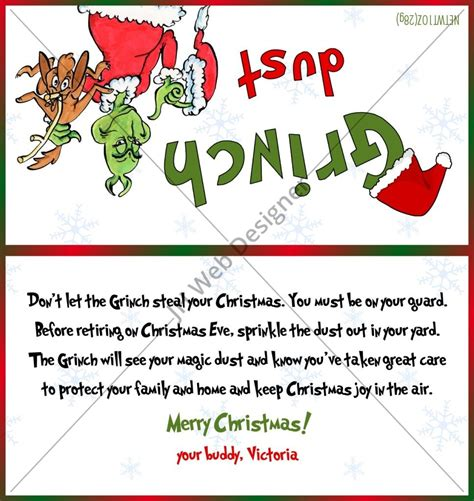 printable grinch stickers search results for grinch dust printable label