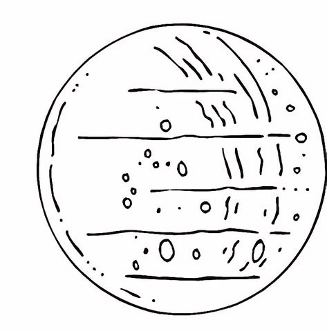 planet mercury coloring page super coloring