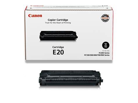 Cartridge Canon 5 Black Original canon original e20 toner cartridge black