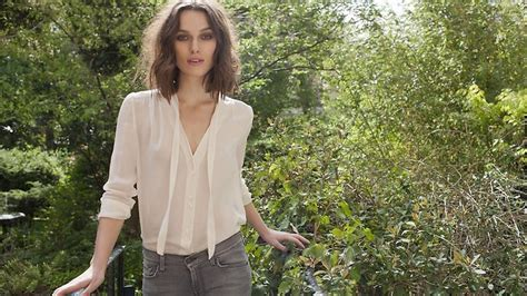 Keira Knightley Sues Paper For Saying Shes Thin by Keira Happy To Wait For A Ending The Courier Mail