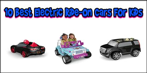 12 Funniest Looking Electric Cars by Top 10 Best Electric Ride On Cars For And Boys