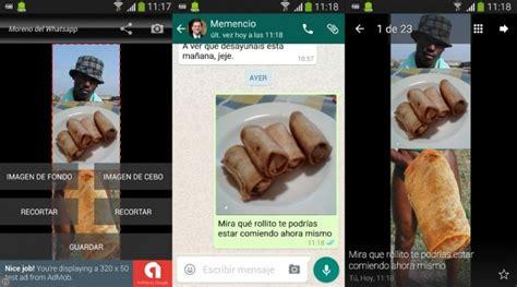 imagenes broma negro whatsapp moreno del whatsapp la app para crear im 225 genes del negro