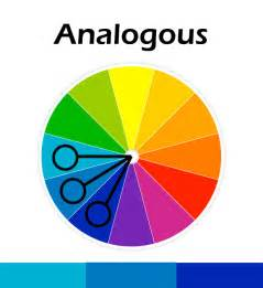 analogous color wheel working with colors a modern s guide to different