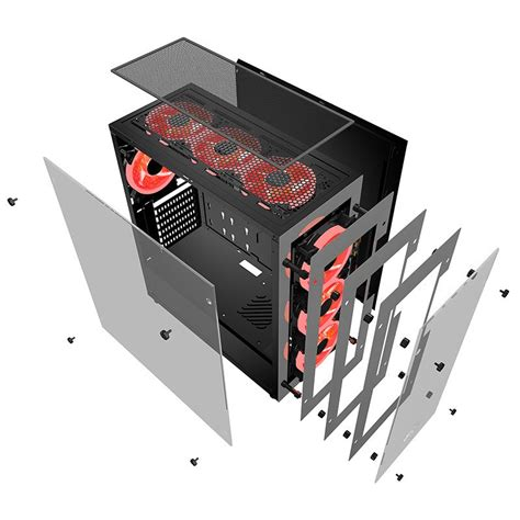 Remot Fan Casing Aigo And aigo atlantis 3 fan master