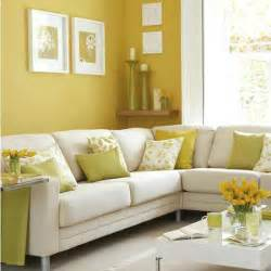 Yellow Living Room Decor Living Room Wall Home Design Scrappy