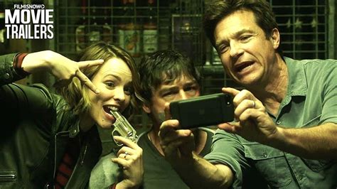 jason bateman movies comedy game night new clips and trailer for jason bateman