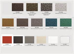 powder coat colors powder coat availability