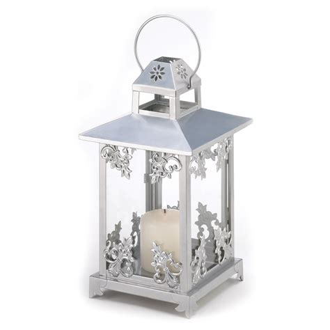 wholesale silver scrollwork candle lantern buy wholesale