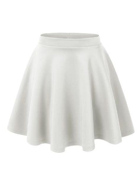 25 best ideas about white skirts on white