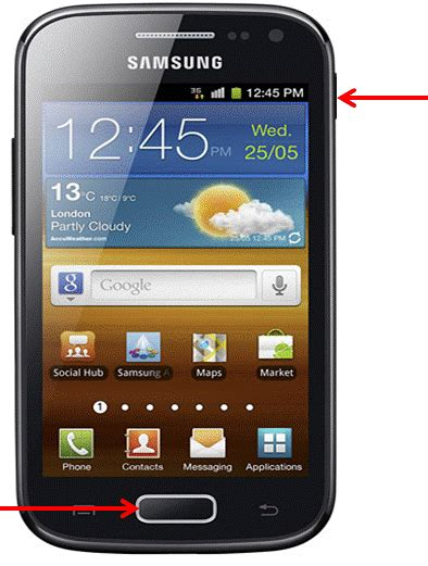 screenshot android galaxy how to take a screenshot on galaxy ace 2 i8160 with android 2 3 new android news