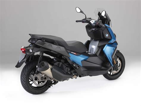 bmw cx  luxury middleweight scooter asphalt rubber