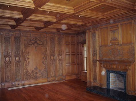 refinish wood paneling dundean studios refinishing of antique carved wood panels