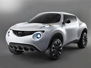 Nissan Automotive New Nissan Qazana Crossover Concept Revelead At Geneva