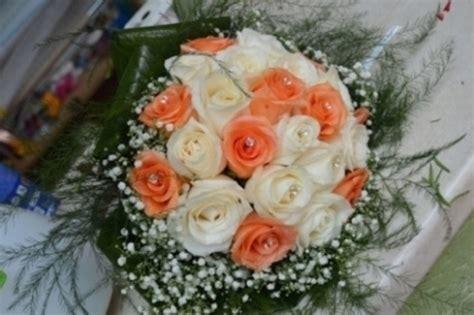 fiori arancioni per matrimonio matrimonio in arancione idee per fiori e decorazioni