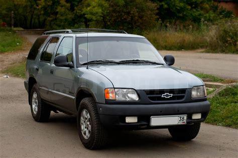 how to fix cars 1997 chevrolet blazer parental controls 1997 chevrolet blazer pictures information and specs auto database com