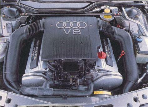 Audi V8 Motoren by Audi V8 Buyers Guide