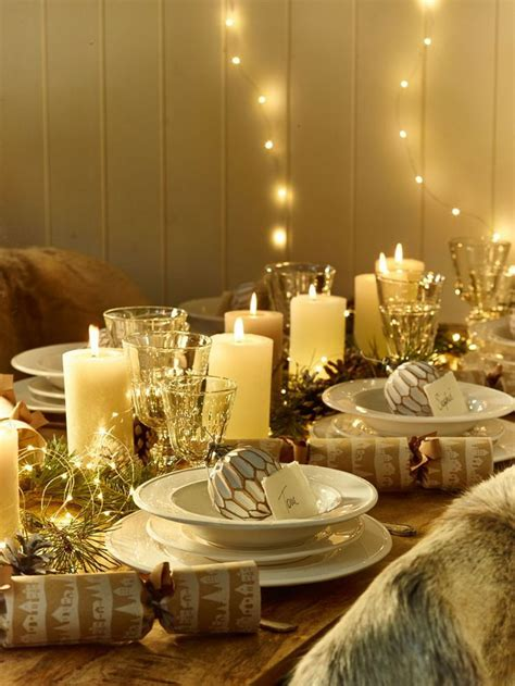 interesting decorative items for home images of dining 21 amazing creative christmas dining table ideas
