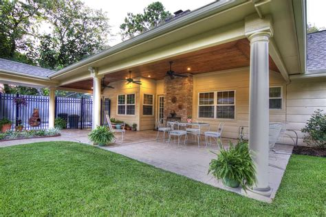 Patio Cover in Katy, Texas   HHI Patio Covers