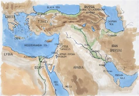 middle east map testament testament map of the middle east middle east map