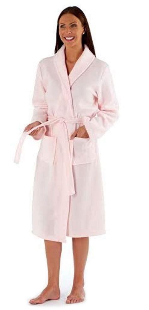 full length bathrobe ladies full length polar fleece dressing robes womens long