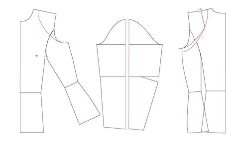 raglan pattern shape all tomorrow s patterns creating a raglan jacket pattern