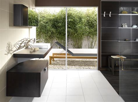Modern Bathroom Idea | modern bathroom designs from schmidt