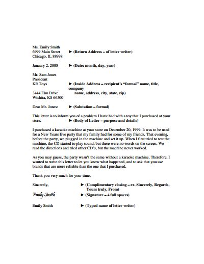 business letter templates for mac business letter template free create fill
