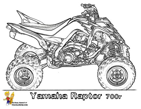 coloring pages quads awesome atv coloring free atv 4 wheeler atv