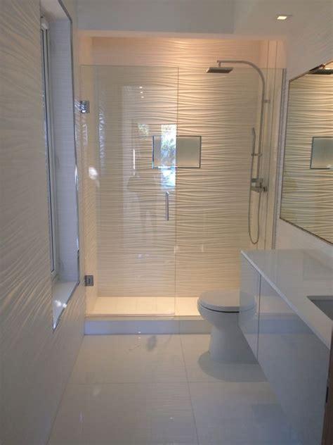 all white bathroom gorgeous wall tile toilet vanity
