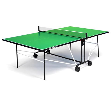 Outdoor Table Tennis Table by Dunlop Evo 1000 Outdoor Table Tennis Table