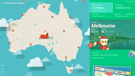 santa tracker how to use s santa tracker on time