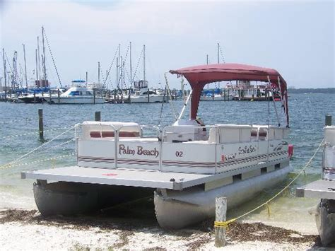 scotty boat rentals panama city beach florida wrong date on pic taken 7 29 07 6am picture of