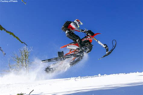 Suzuki Snow Bike Timbersled Expands Snow Bike Conversion Systems For 2016