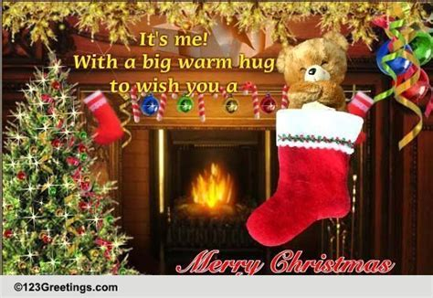 Christmas Eve Cards, Free Christmas Eve Wishes, Greeting