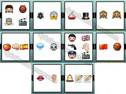 film basketbal konijn emoji quiz 100 emoji quiz level 91 100 answers 4 pics 1 word game