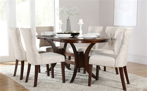 Oval Dining Room Table And Chairs Townhouse Oval Wood Extending Dining Table And 4 Chairs Set Bewley Oatmeal Only 163 399 99
