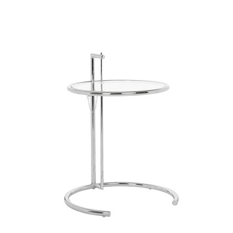 coffee gray adjustable table coffee table eileen gray