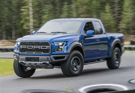 Blue 2017 Ford Raptor by 2017 Ford F 150 Raptor Supercrew Review