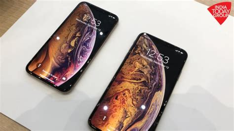 iphone xs iphone xs max to go on sale in india today where to buy price specs launch offers