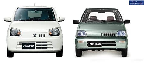 Suzuki Mehran New Price New Alto To Replace Suzuki Mehran