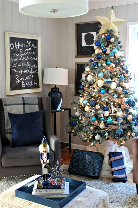 does goodwill take christmas trees decorations of blue on white tree southern state of mind