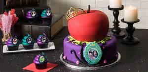 How to make a disney s descendants rotten to the core cake cakes com