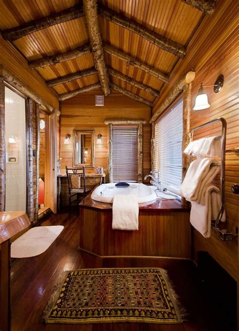 Cabin Bathroom Lake Placid Lodge Dreaming To Go Pinterest | cabin bathroom cabin bathroom lake placid lodge