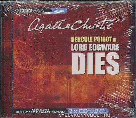 libro lord edgware dies poirot v 225 s 225 rl 225 s bbc worldwide ltd agatha christie hercule poirot in lord edgware dies audio book 2