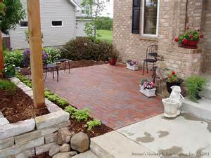 front entry garden room charming front yard patio flickr
