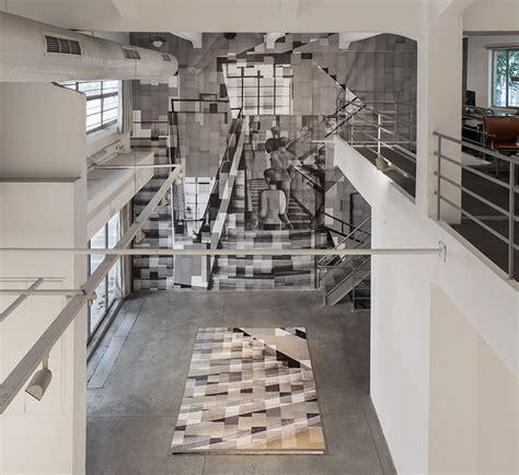 Bauhaus Staircase Dessau New York Tel Aviv Braverman