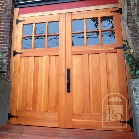 real carriage doors garage doors and openers by real