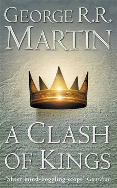 sf reviews net a clash of kings george r r martin