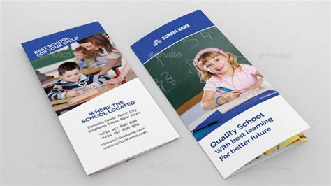 10 school brochure designs freecreatives